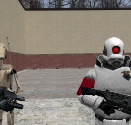 Battle droid NPC Replacement For Garry's Mod Image 2