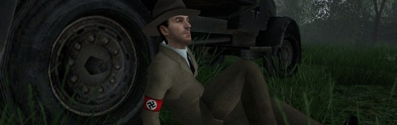 Nazi Official Player