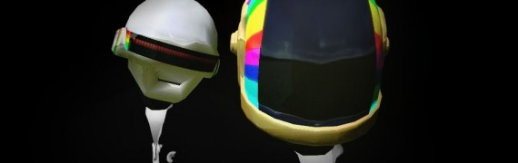Sylph's Daft Punk Player Model