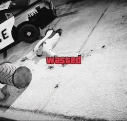 GTA5 Death(Wasted) Replacement For Garry's Mod Image 1