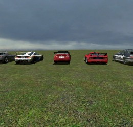My Custom Cars For Garry's Mod Image 1