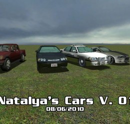 natalya_cars_08-06-2010.zip For Garry's Mod Image 1