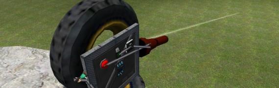 Gcombat 3D turret