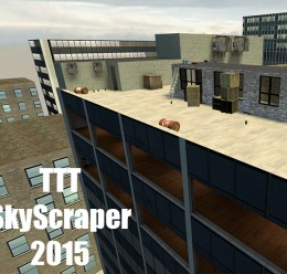 TTT SkyScraper 2015 For Garry's Mod Image 1