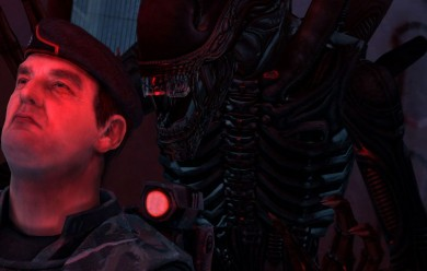 Xenomorph from AVP 2010 For Garry's Mod Image 1