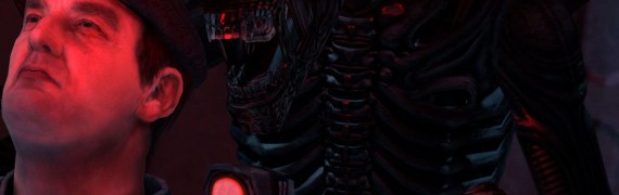 Xenomorph from AVP 2010