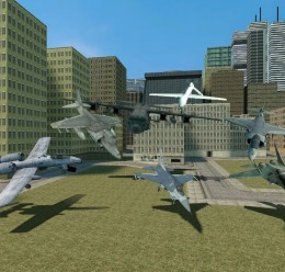 Flyable Bomber Planes.zip For Garry's Mod Image 1