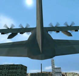 Flyable Bomber Planes.zip For Garry's Mod Image 3