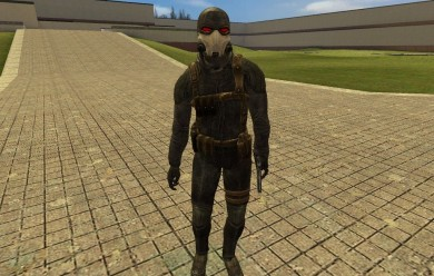 wanted_suit.zip For Garry's Mod Image 1