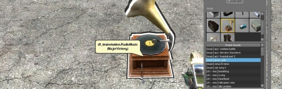 Sound Emitter STool 3.1