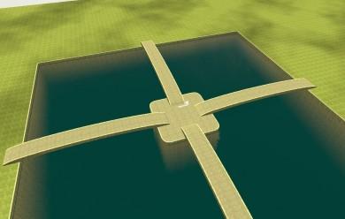 gm_flatbridge.zip For Garry's Mod Image 2