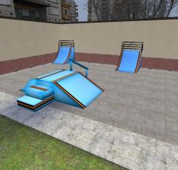 Hover_Ramps V2 For Garry's Mod Image 1