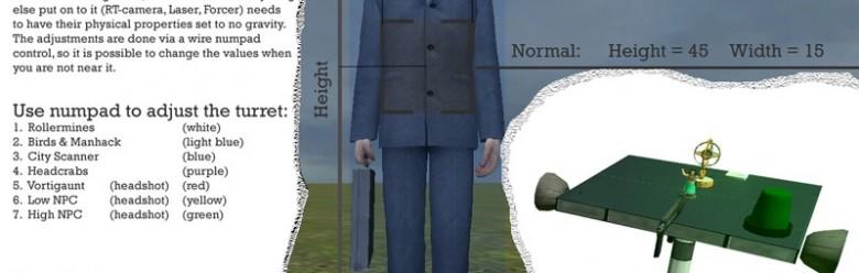 Shandolum's Turret v8.3 fixed For Garry's Mod Image 1