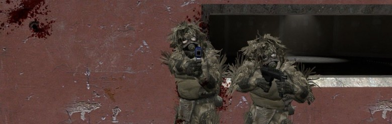 Ghillie Suit Combine NPC For Garry's Mod Image 1