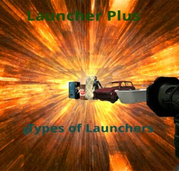 Launchers plus For Garry's Mod Image 1