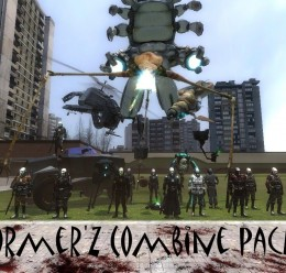 Stormerz combine NPC pack For Garry's Mod Image 1