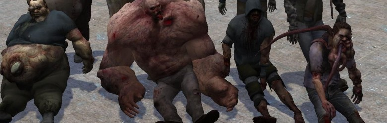 L4D2 Model Pack Skin For Garry's Mod Image 1