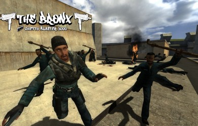 The Bronx: Ghetto Blaster 3000 For Garry's Mod Image 1