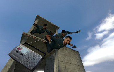 The Bronx: Ghetto Blaster 3000 For Garry's Mod Image 2