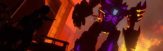 Transformers wfc Megatron