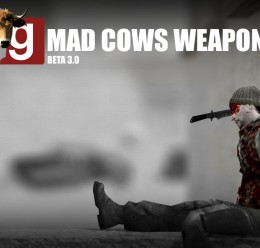 Mad Cow Weapons v3 For Garry's Mod Image 1