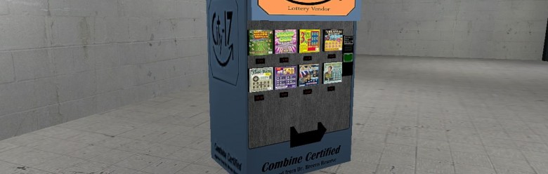 city 17 lotto machine For Garry's Mod Image 1