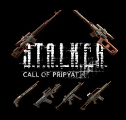 S.T.A.L.K.E.R. Weapons For Garry's Mod Image 1