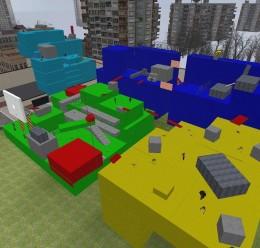 medge_-_training_war.zip For Garry's Mod Image 1
