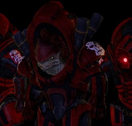 Blood Pack Krogan For Garry's Mod Image 1