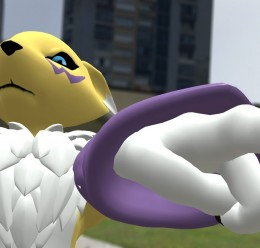Renamon HD For Garry's Mod Image 2