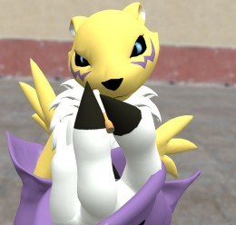 Renamon HD For Garry's Mod Image 3