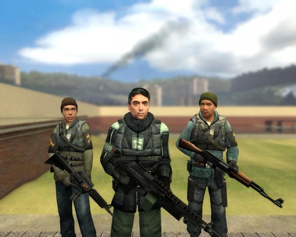 Realistic Weapons Pack V2!   garrysmods org