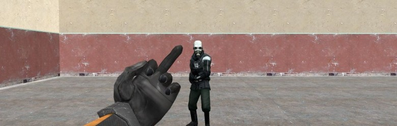 Flip Off For Garry's Mod Image 1