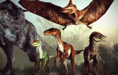 Primal Carnage Dinosaurs V2 For Garry's Mod Image 1
