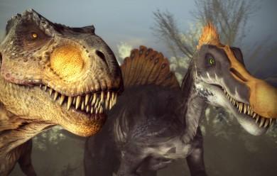 Primal Carnage Dinosaurs V2 For Garry's Mod Image 2