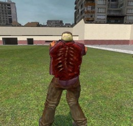 hl2 beta poison zombie skin.zi For Garry's Mod Image 3