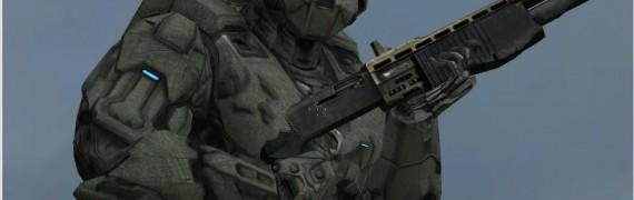 Halo Master Chief NPC
