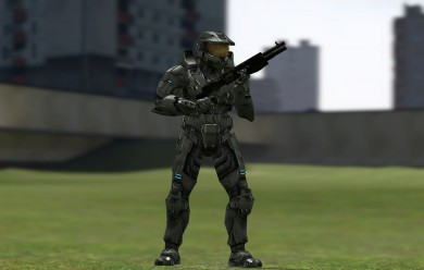 Halo Master Chief NPC For Garry's Mod Image 2