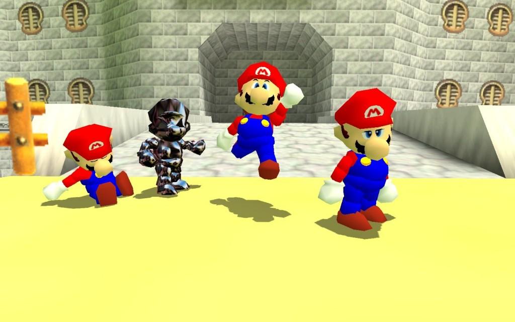 Garry's Mod (GMod) Mario addons | garrysmods org