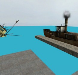 gm_wireboat.zip For Garry's Mod Image 3