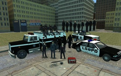 Police Pack v3 For Garry's Mod Image 2