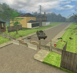 zombie-town.zip For Garry's Mod Image 1