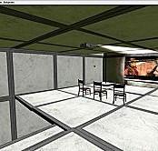 cinema_house_final_v3_beta.zip For Garry's Mod Image 3