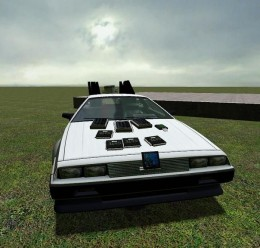 BTTF Car.zip For Garry's Mod Image 1