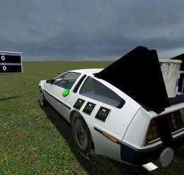 BTTF Car.zip For Garry's Mod Image 2