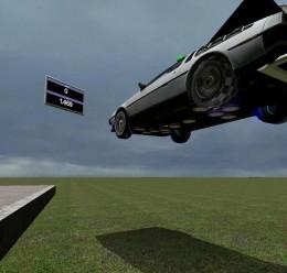BTTF Car.zip For Garry's Mod Image 3