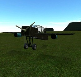 fighter_plane.zip For Garry's Mod Image 3