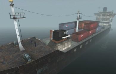 Ship Assault Mission.zip For Garry's Mod Image 1