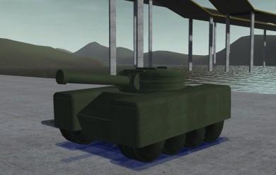 Karbine's Type 91 Medium tank For Garry's Mod Image 1
