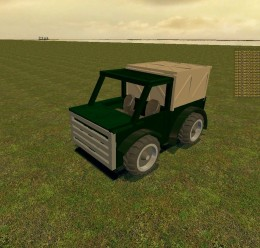 band-aid's_pick-up_truck_(mili For Garry's Mod Image 1